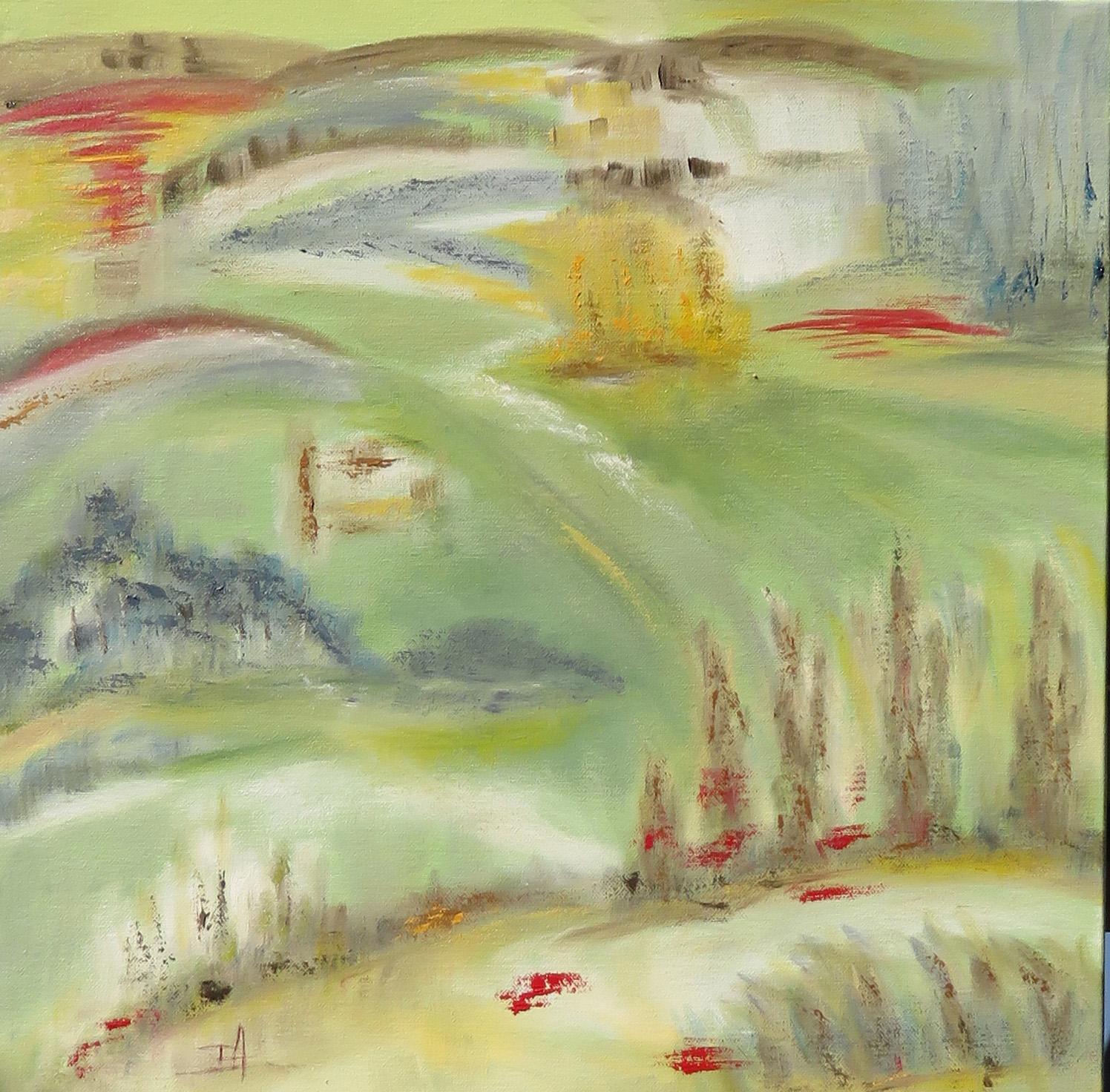 Paysage abstrait Sept 2021