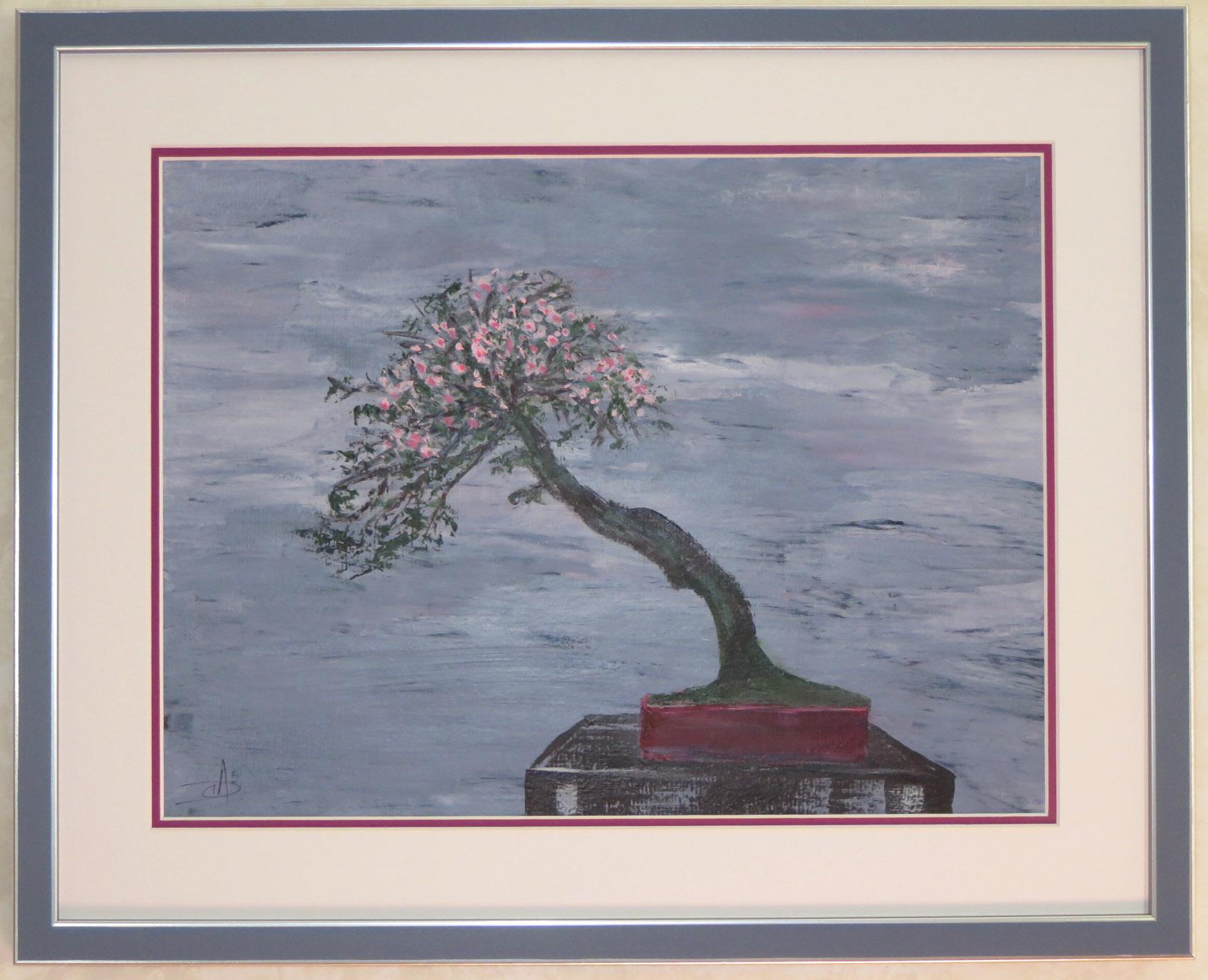 Prunus Mume alphandii