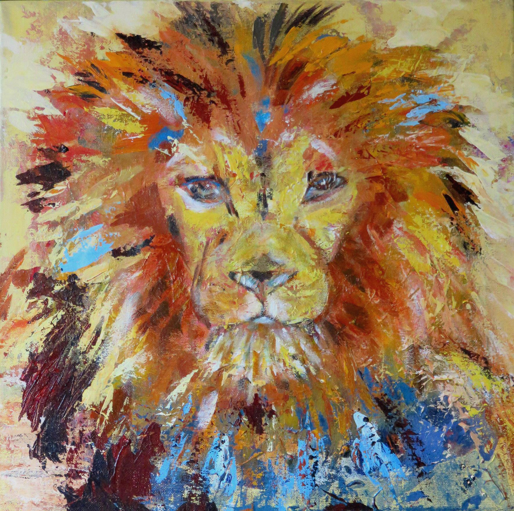 Lion - Juillet 2017