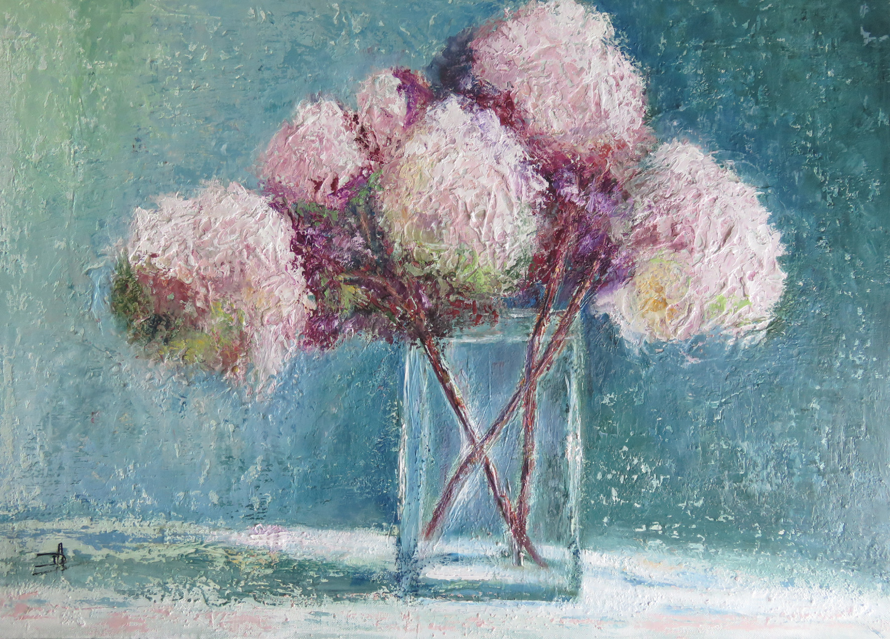 Abstr floral 2021