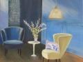 Interieur Bleu - Juillet 2018
