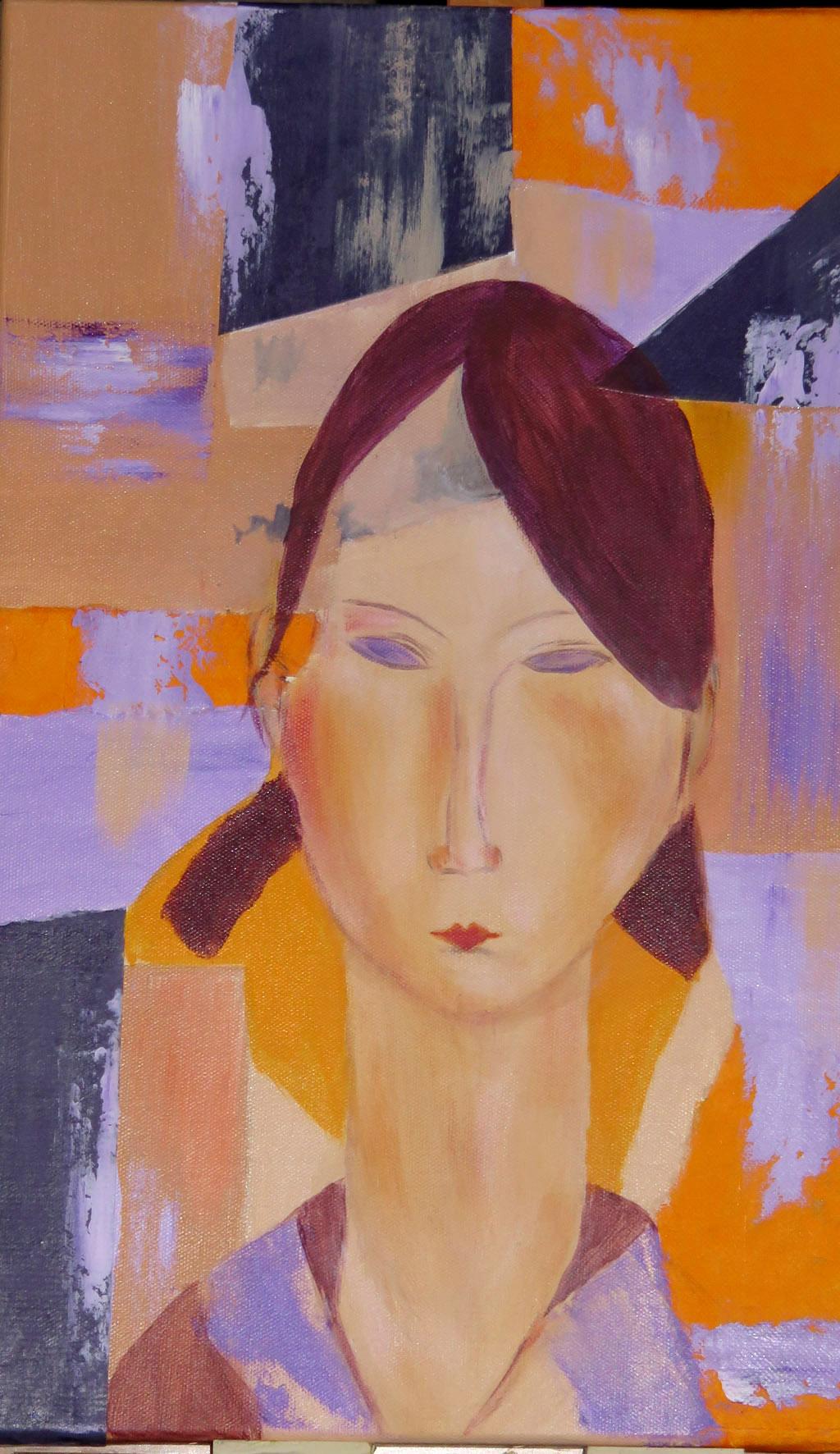 Sur les pas de Modigliani
