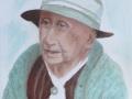 Tantine au chapeau vert , 1945