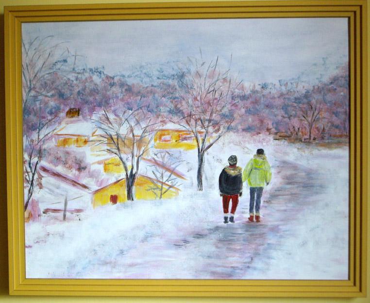 Promenade en Decembre
